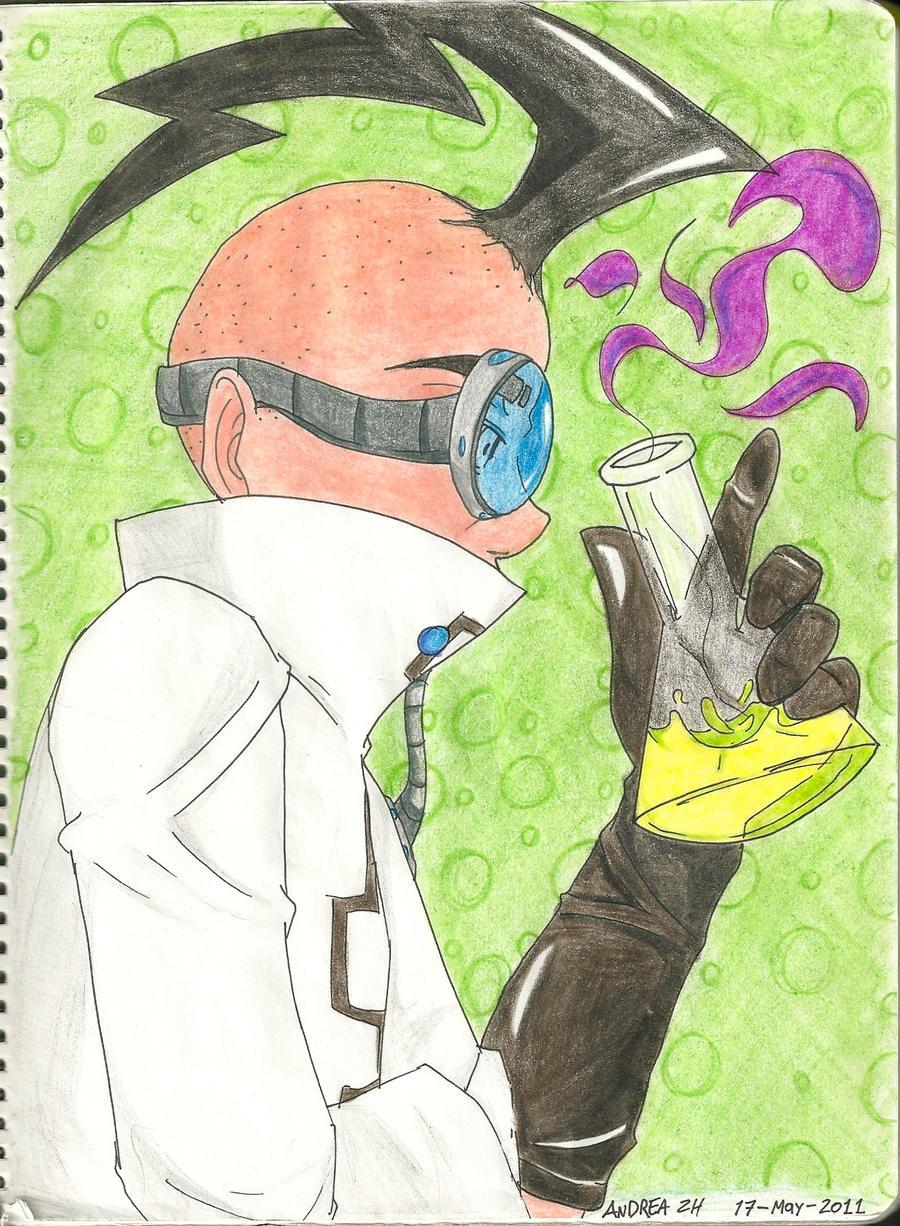 Profesor Membrane - Gift by Alison-lynn