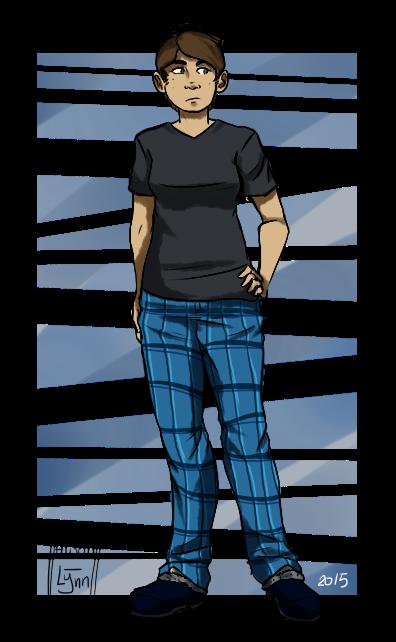 Persona - PJs by Alison-lynn