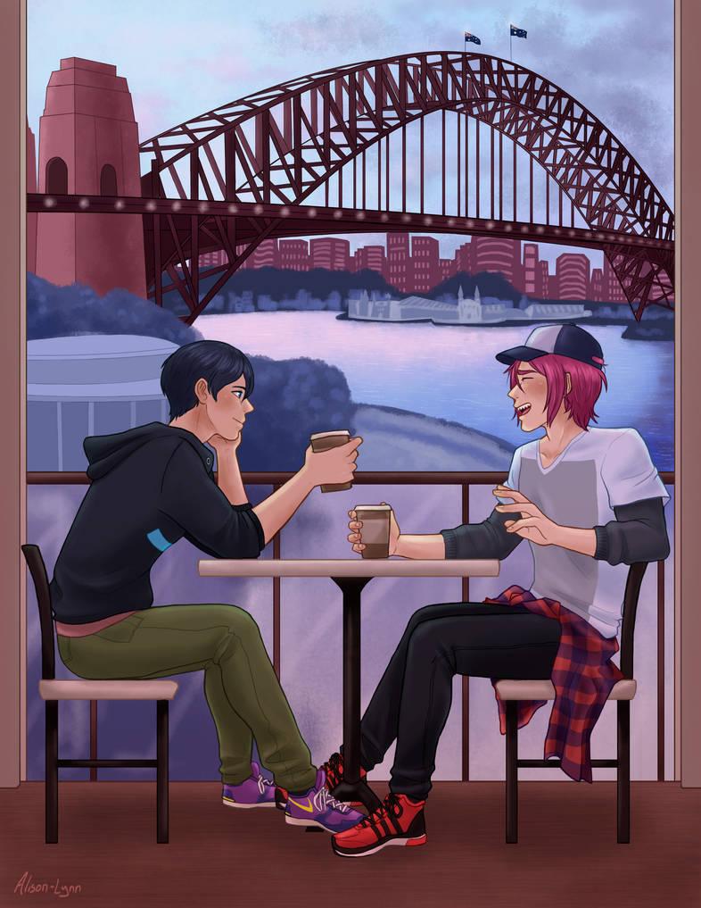 RinHaru Sydney by Alison-lynn
