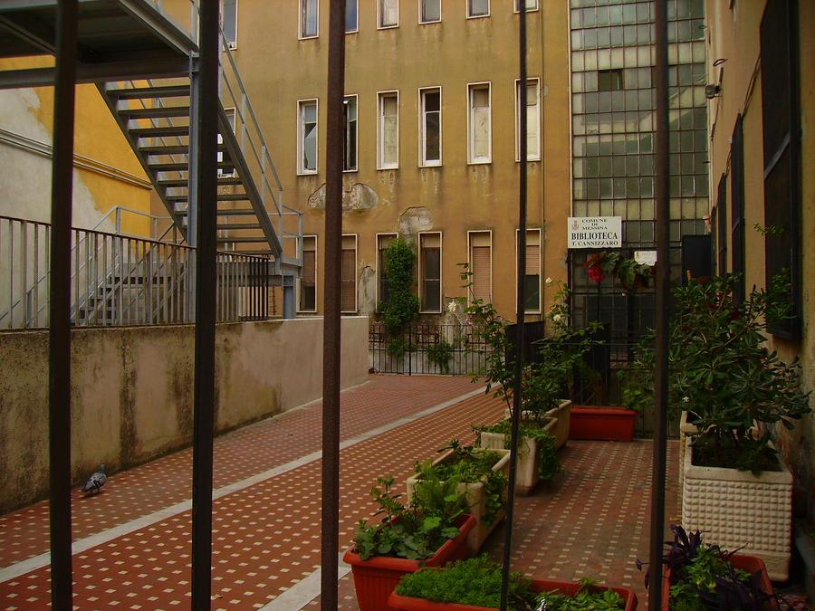 Scuola-cannizzaro by wetGround