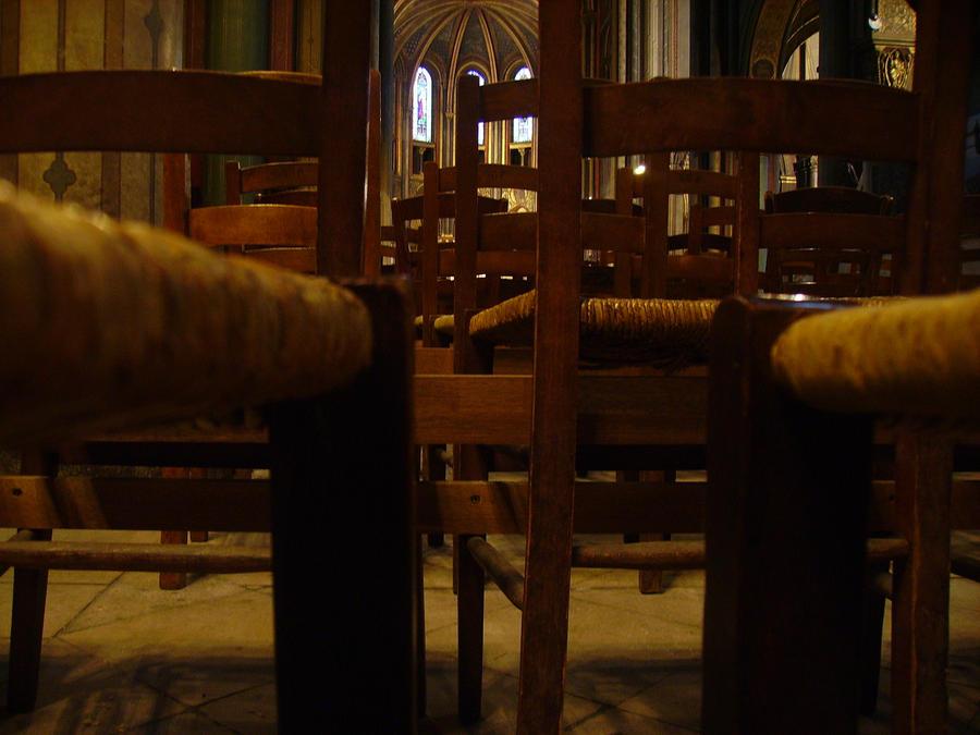 Introibo ad altare Dei by wetGround
