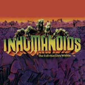 Logo by Inhumanoids