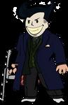 Vault Boy Joker
