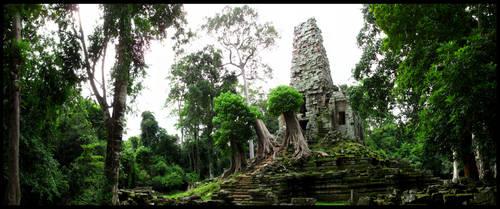 Preah Palilay - Angkor Wat