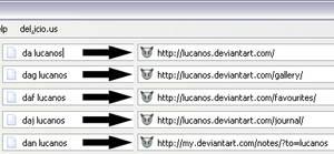 DeviantART - Keywords