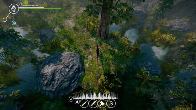 Dinosaurs A Prehistoric Adventure - Gameplay