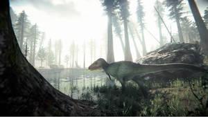 Sub Adult Tyrannosaurus