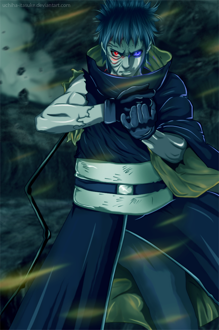 Uchiha Obito 607 By Uchiha Itasuke On Deviantart