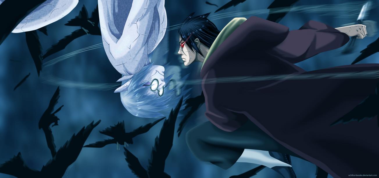 Itachi And Sasuke Vs Kabuto Itachi vs kabuto by uchiha-