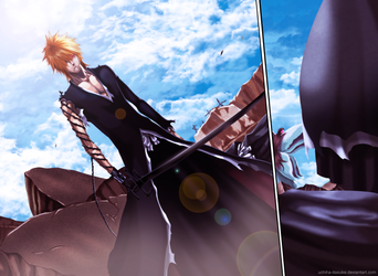 Bleach 417: Decide 19 by Adriano-Arts