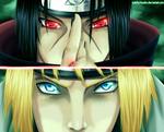 Itachi vs Minato