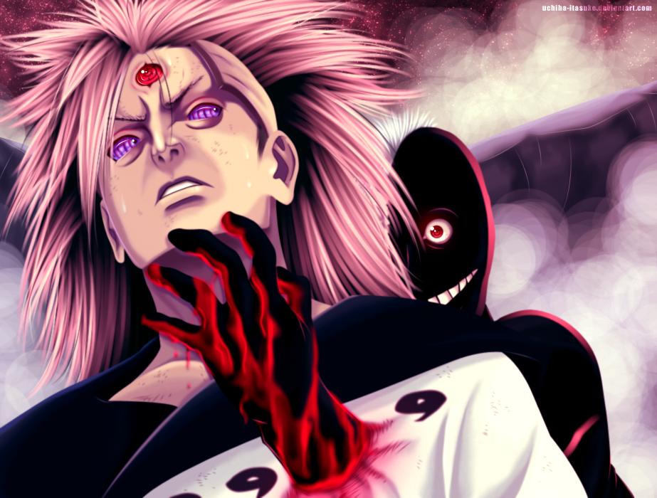 Naruto 678: Wil... Kaguya Ootsutsuki Wallpaper