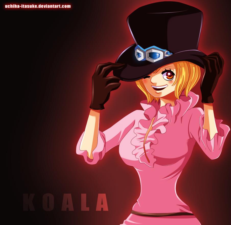 Koala by uchiha-itasuke