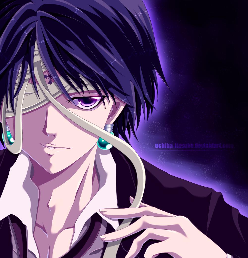 Kuroro Lucifer By Uchiha-itasuke On DeviantArt
