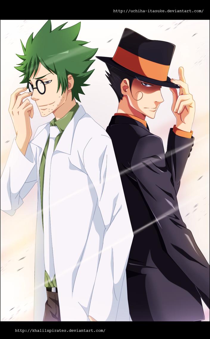 KHR - Verde and Reborn (COLLAB) by uchiha-itasuke