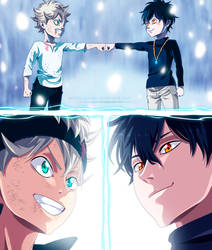 Black Clover 01: Promise by Adriano-Arts