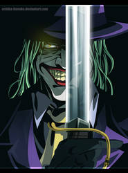 Joker by Adriano-Arts