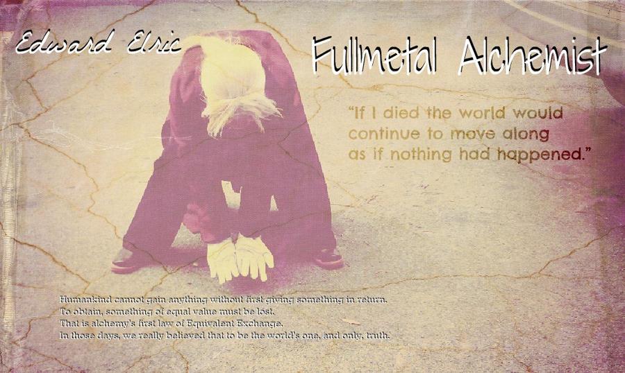Fullmetal Alchemist: Equivalent Exchange by momiji-rabbit ...