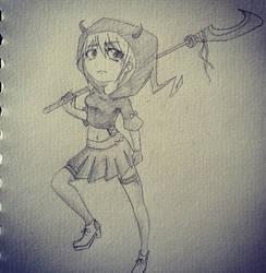 Doodling by emoPANDAattack