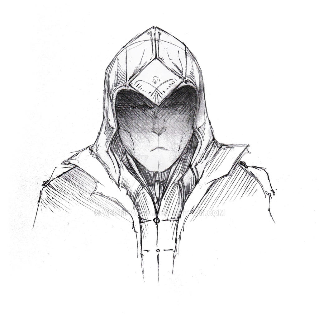 Assassin's Creed III - Connor Kenway by VertiEarth