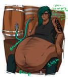 A barrel full