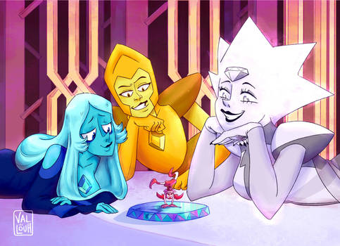 Happily Ever After - Steven Universe