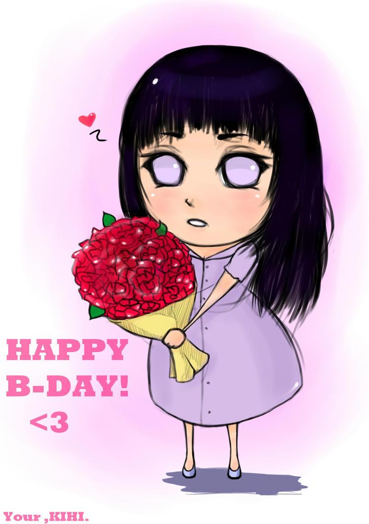 Birthday gift. by Kihiart