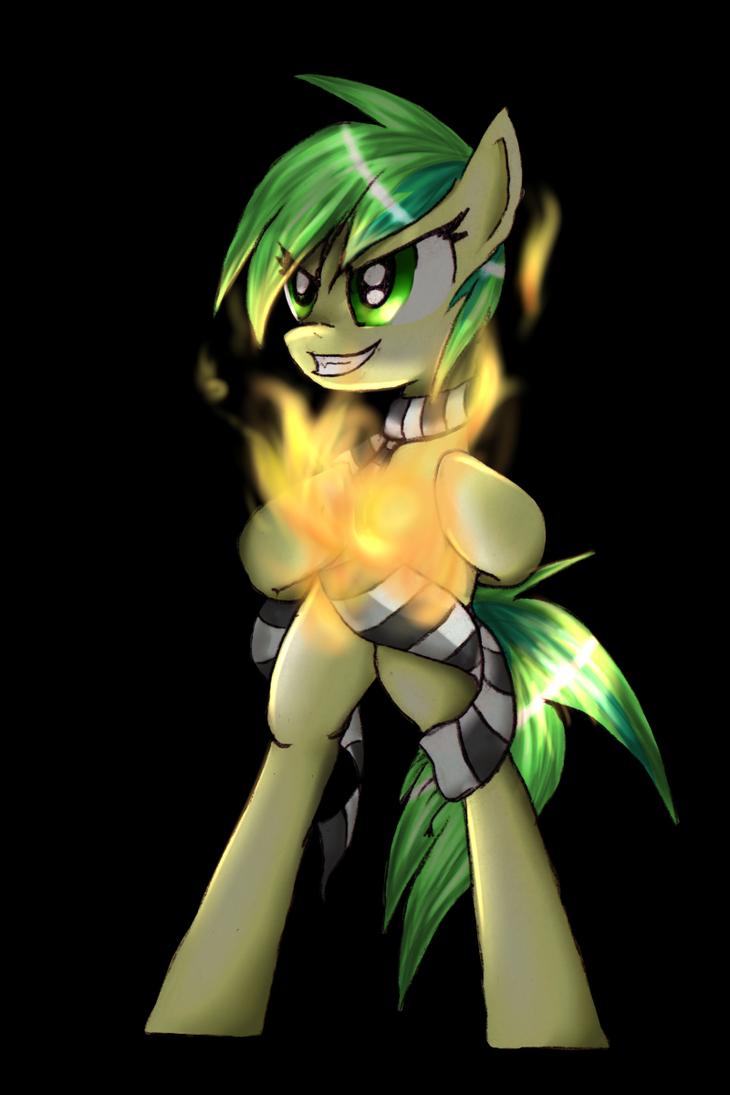 Did someone say fireball? by KairaAnix