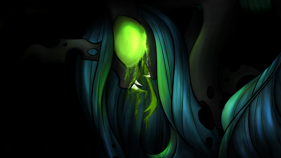 Queen of the Changelings by KairaAnix