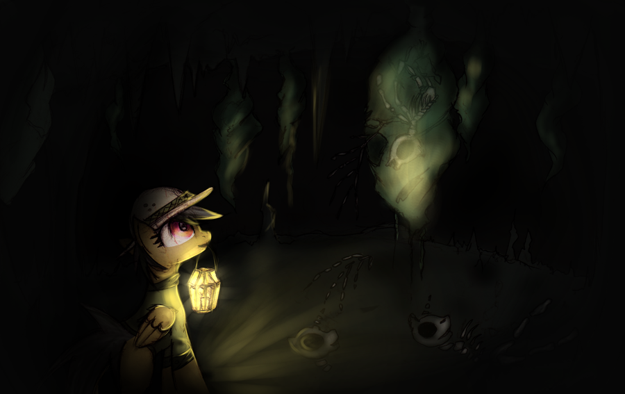 Daring Do Explorations by KairaAnix