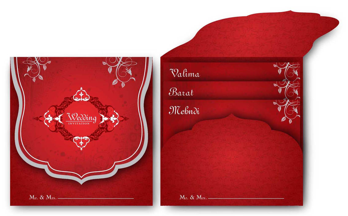 wedding card by pixtor on deviantart