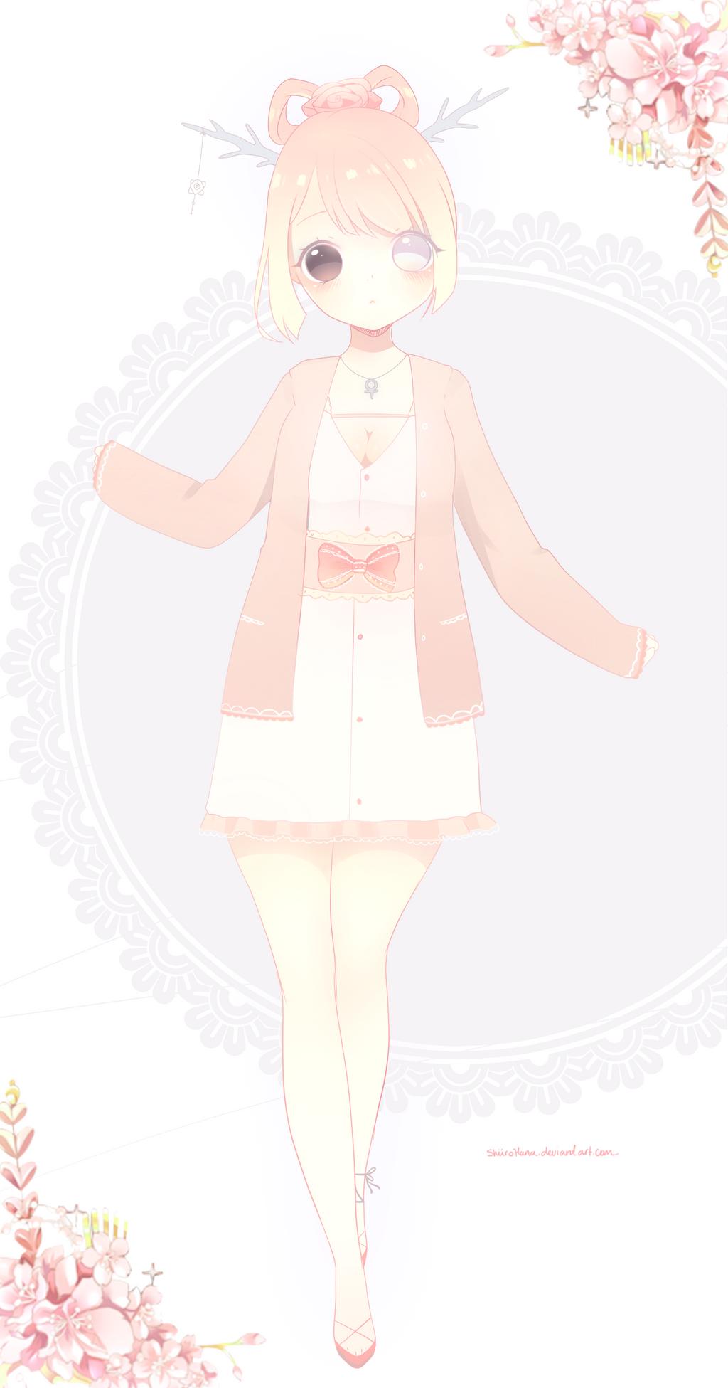 fair rose by ShiiroHana