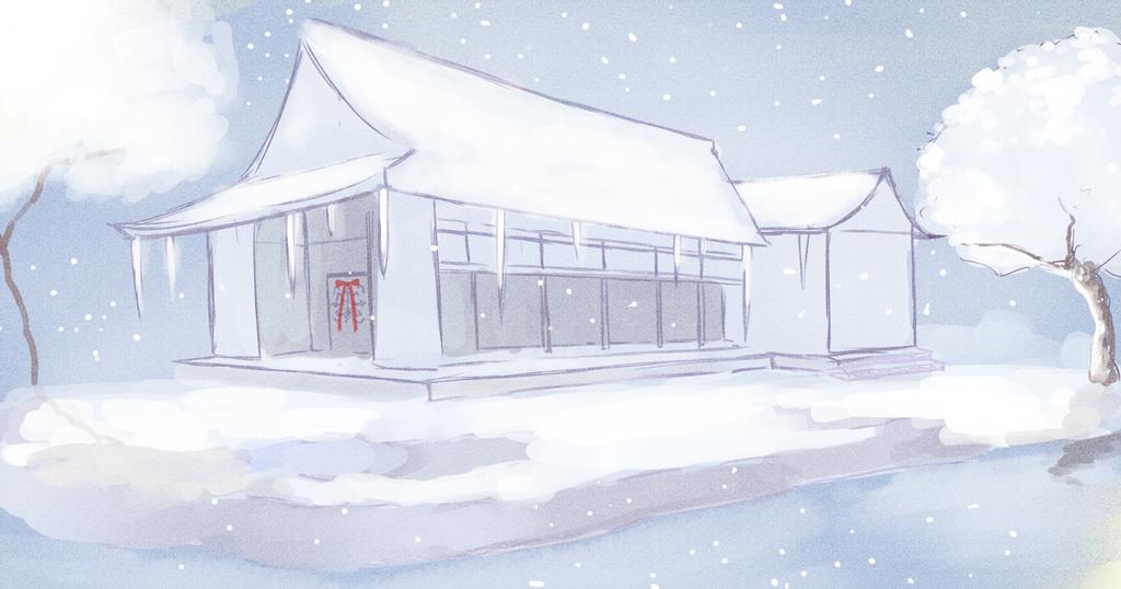 Elurra House Concept by ShiiroHana