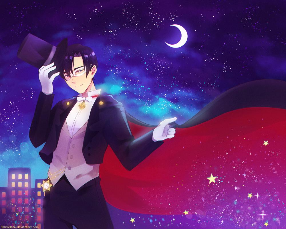 midnight crystal by ShiiroHana