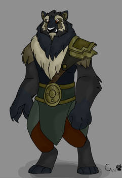 DnD Monsters:WereBear