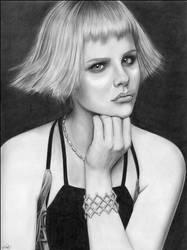 Chloe Grace by NicksPencil