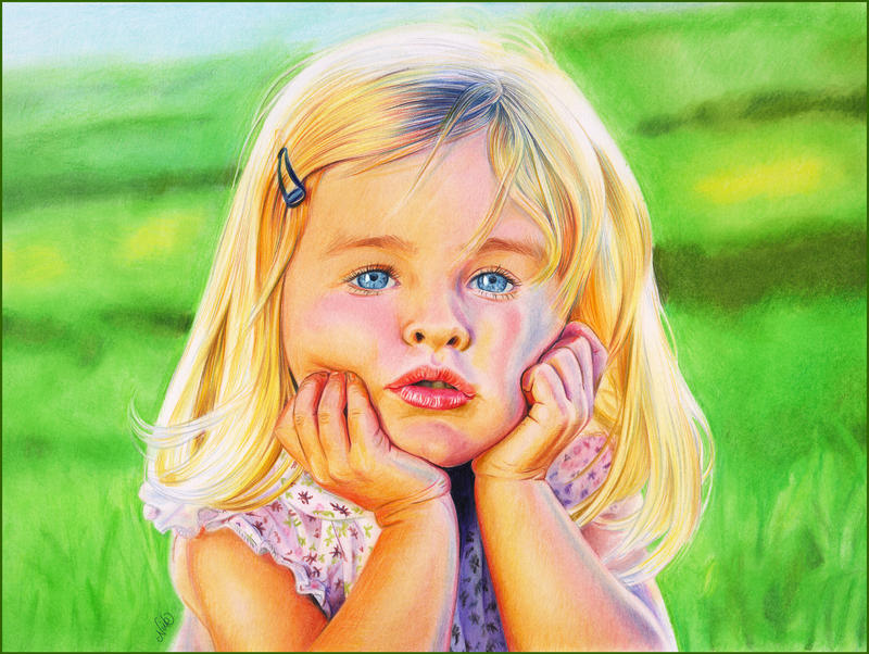 Summer Child by NicksPencil