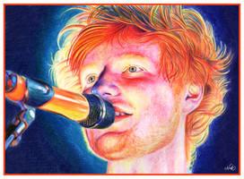 Ed Sheeran by NicksPencil