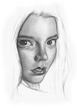 Anya Sketch