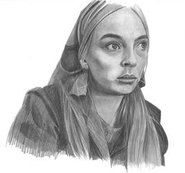 Killing Eve Sketch