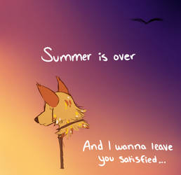 Summer Is Over