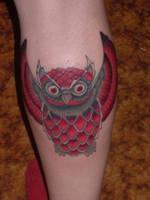 Owl3 -Design by Virrewe by Christehh
