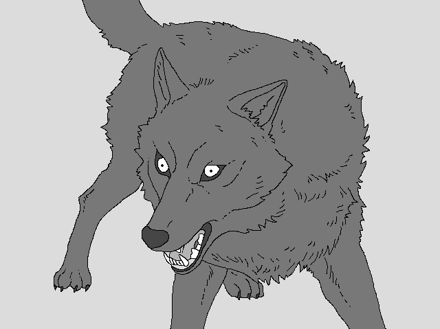 Darcia Wolf Base by WhiteWolfCrisis13