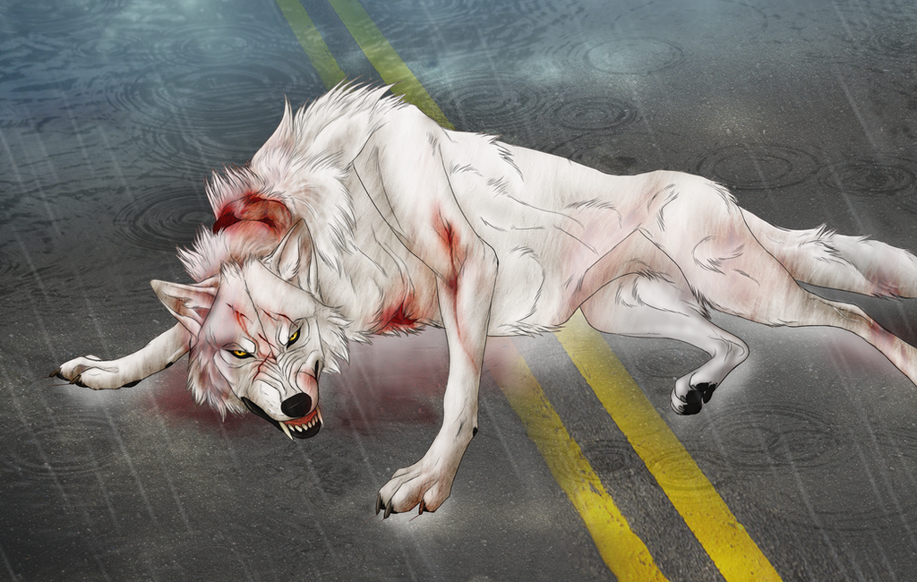 Hurt by WhiteWolfCrisis13
