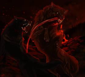 BloodLust by TheSodaSmuggler