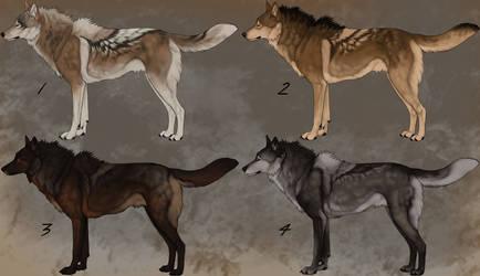 Wolf Designs SOLD