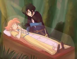 As She Sleeps - Fakiru by gladyfaith