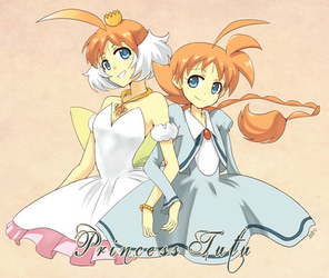 PRINCESS TUTU by gladyfaith