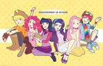 My Little Pony : Friendship is Magic gijinkas