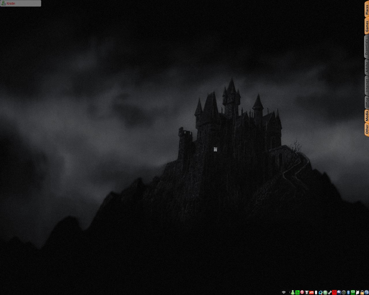 Halloween 2007 Desktop by Civ2boss
